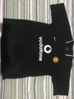 Jersey manchester united retro away 2003 ORIGINAL