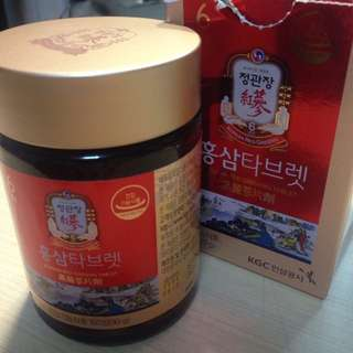 100% Authentic Korean Red Ginseng