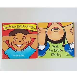 Children Books - Behaviour