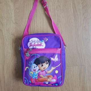 Dora the explorer sling bag