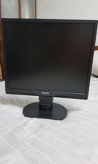 "PHILIPS Brilliance 19"" LCD TFT Monitor MNB1190T"