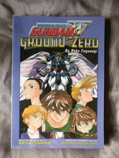 Mobile Suit Gundam Wing Ground Zero