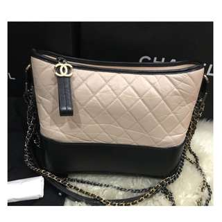 Authentic Chanel Gabrielle Medium Bag