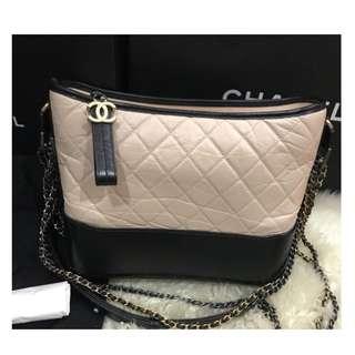 Authentic Chanel Gabrielle Medium Bag