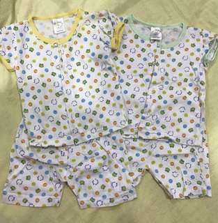 2 sets Freedom baby clothes( newborn)