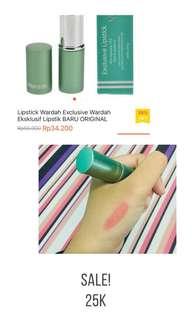 Wardah lipstick