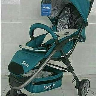 Jual stroller bayi
