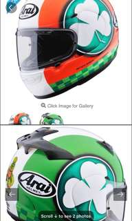 Arai helmet quantum J