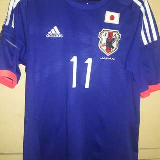 Authentic Adidas Football Japan National Team Home kit  nike