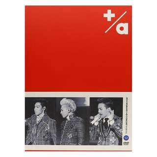 2014 Big Bang + α Concert in Seoul Live (Poster + 3DVD + Photobook + Standup Card)