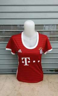 Jersey Ladies Munchen Home 2017