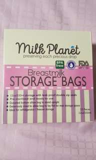 Milk Planet Breastmilk Storage Bags
