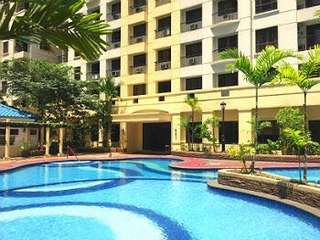 1br furnished unit in Forbeswood Heights BGC