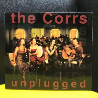 The Corrs - unplugged music cd
