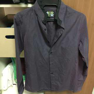 Violet long sleeves