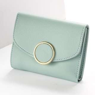 Baellerry Elegant Leather Women's Clutch Wallet