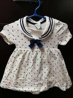 Sailor onesies
