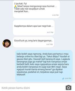 WAJIB BACA FOR ALL CUSTOMER !!!!