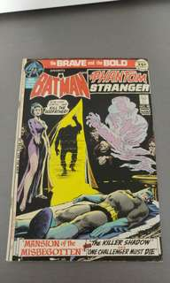 Brave and Bold Dc bronze age comics