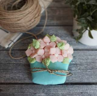[Teachers Day Gift] - Handmade Soap - Flowers