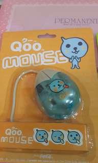 絶版Qoo 滑鼠mouse 針頭
