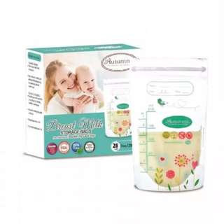 Autumnz Breast Milk Storage Bags - 7oz