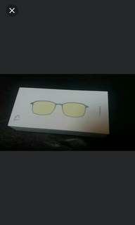全新未開封小米TS防藍光眼鏡, 保護眼睛免受藍光傷害