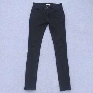 Uniqlo jeans slim fit cut