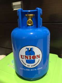 Union Gas Coin Bank