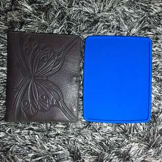 2 Preloved Ipad cases