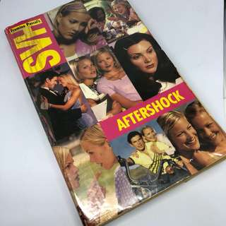 Sweet Valley High Super Edition - Aftershock