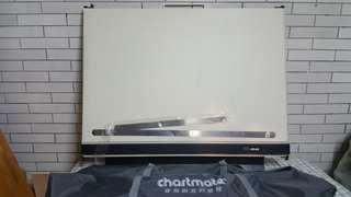 🚚 chartmate  恰得美 手提製圖板  A1加大圖板
