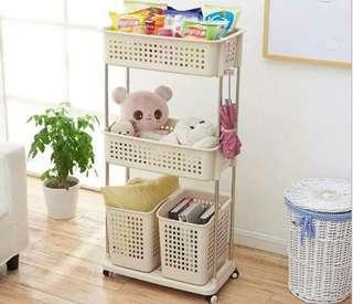 3 Layer Laundry Basket