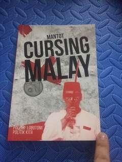 Buku Cursing Malay