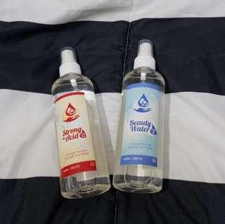 kangen water 250 ml (strong acid + beauty water)