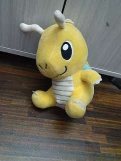 Dragonite soft toy