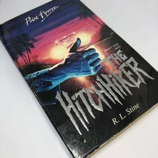 R.L Stine - Point Horror - The Hitchhiker