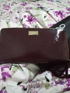 Original kate spade/ color burgundy bought it in the states