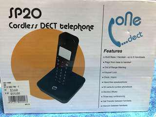 SP20 Cordless Dect Telephone