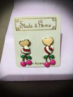 3 pcs. fashion earrings for 150 only!!!