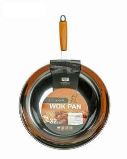 CLASSIC WOK PAN WOK 32CM FE - 9232#