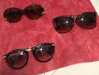 Sunglasses 3 for $5!!!!