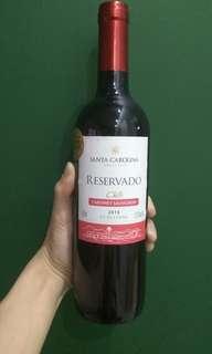 紅酒 Red Wine (婚後物資)