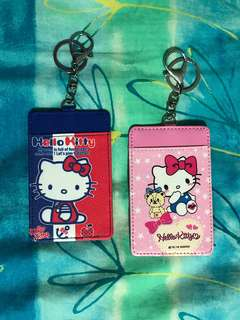 Hello Kitty EZ Link Holder