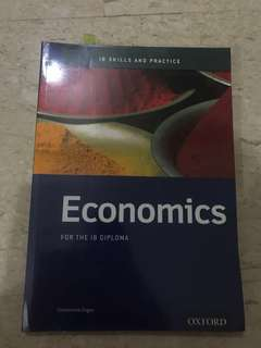 IB Diploma Economics Textbook