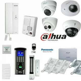 CCTV DOOR ACCESS INTERCOM PABX KEYPHONE