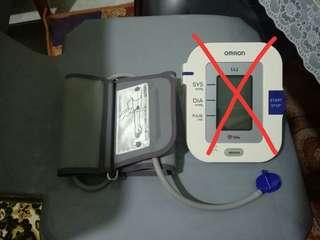 OMRON Blood pressure arm cuff