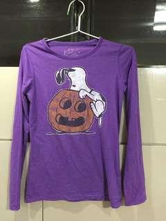 Snoopy Long Sleeves