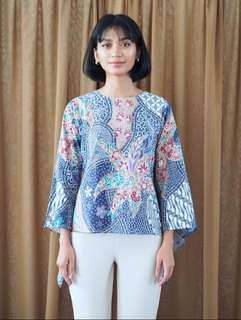 Summershop Batik Top