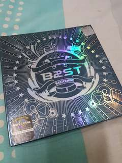 BEAST B2ST HIGHLIGHT Mastermind Album